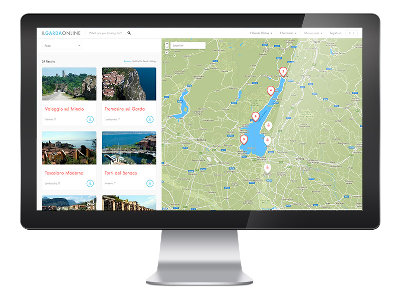 Creazione Portali Turistici