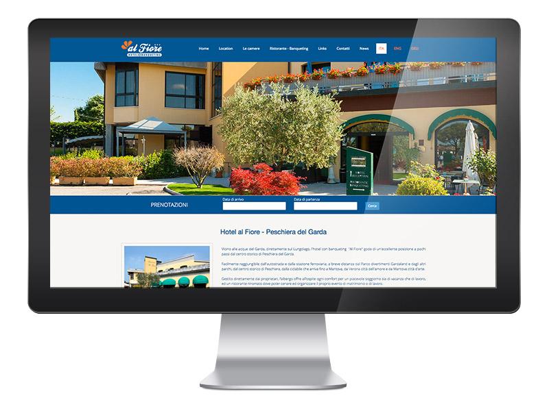 Realizzazione Siti Web Hotel